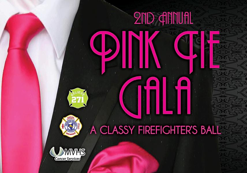 Believe 271 Pink Tie Gala
