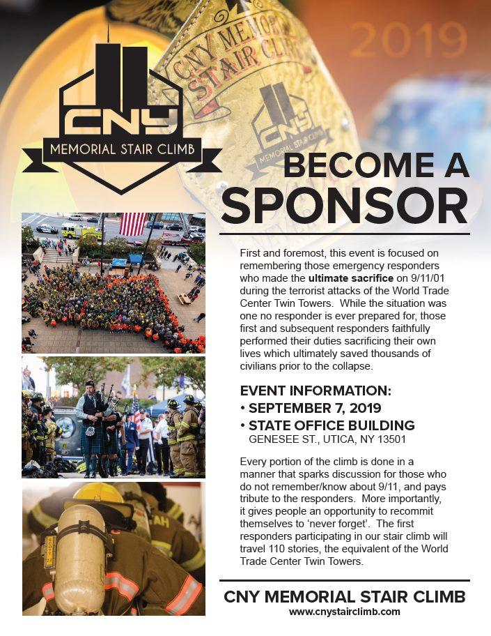 2019 CNY Stair Climb Sponsorship Form