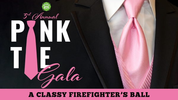 3rd Annual Pink Tie Gala