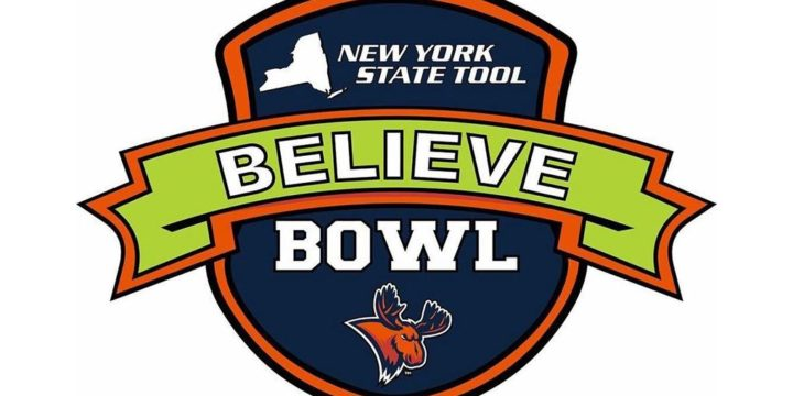 3rd Annual Believe Bowl