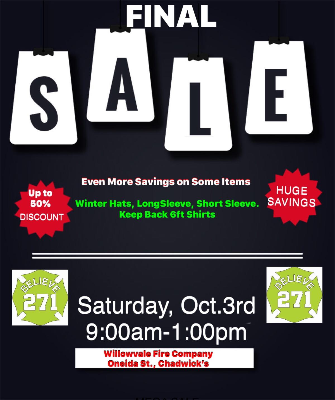 B271 Mega Sale