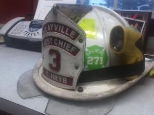 Clayville  Asst. Chief Chris Hryb