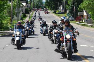 Red Knights Benefit Ride