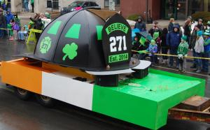 Parades & St. Patrick's Day