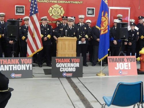 NYS Volunteer FF Cancer Bill
