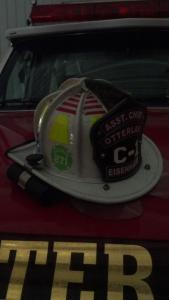 Otter Lake Asst. Chief Eisenhut