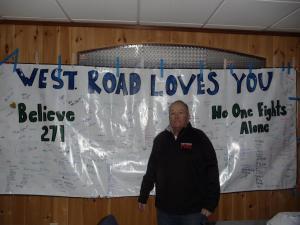 West Road Banner