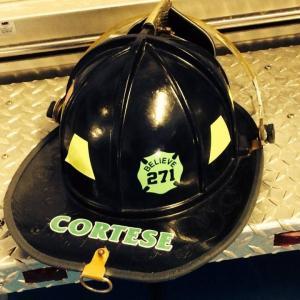 Whitesboro Firefighter Jenn Cortese