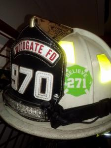 Woodgate Chief Anthony Sege